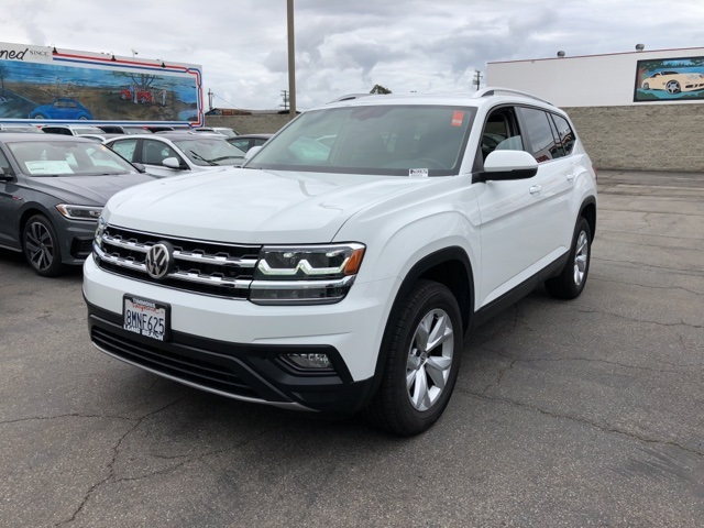 Used Volkswagen Atlas Long Beach Ca
