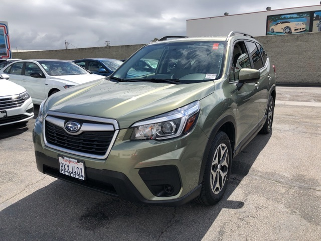 Used Subaru Forester Long Beach Ca