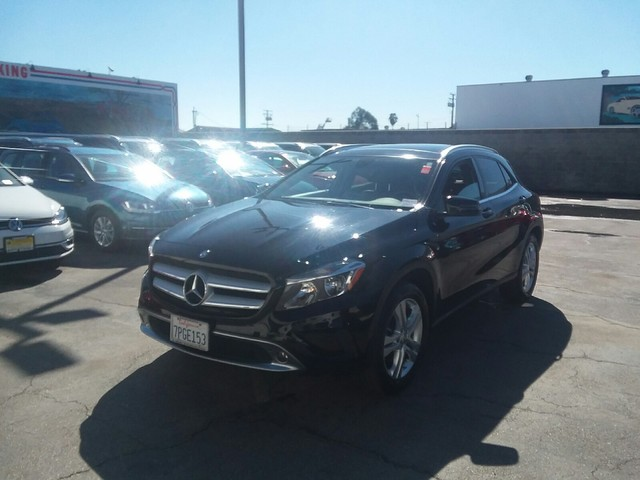 Long Beach Mercedes >> Pre Owned 2016 Mercedes Benz Gla Gla 250 Front Wheel Drive Suv