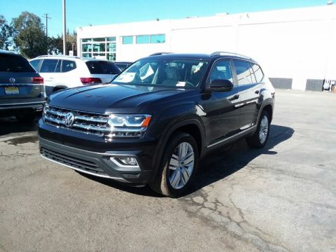 New 2019 Volkswagen Atlas 3.6L V6 SEL w/ 4MOTION