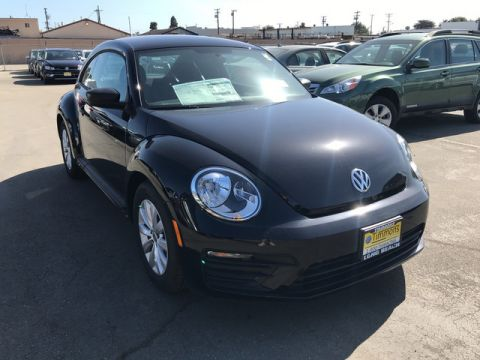 New 2018 Volkswagen Beetle S Front Wheel Drive Hatchback