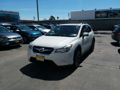 Pre-Owned 2015 Subaru XV Crosstrek Limited AWD